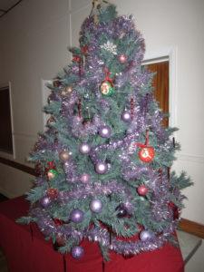 WI Christmas Tree at Pant
