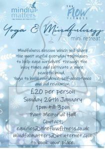 Mindfulness/Yoga workshop